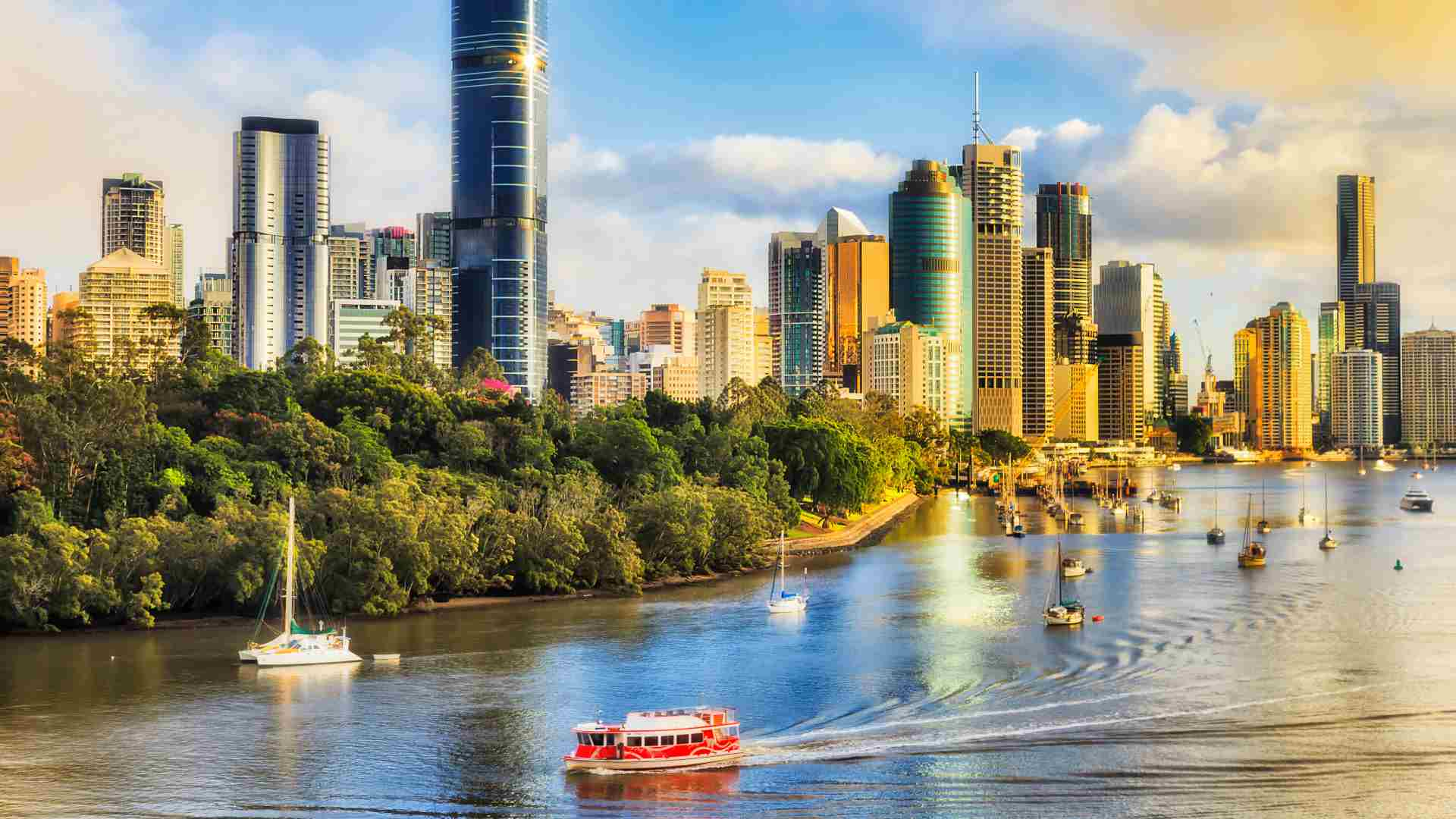 Brisbane fundamentals provide baseline for recovery