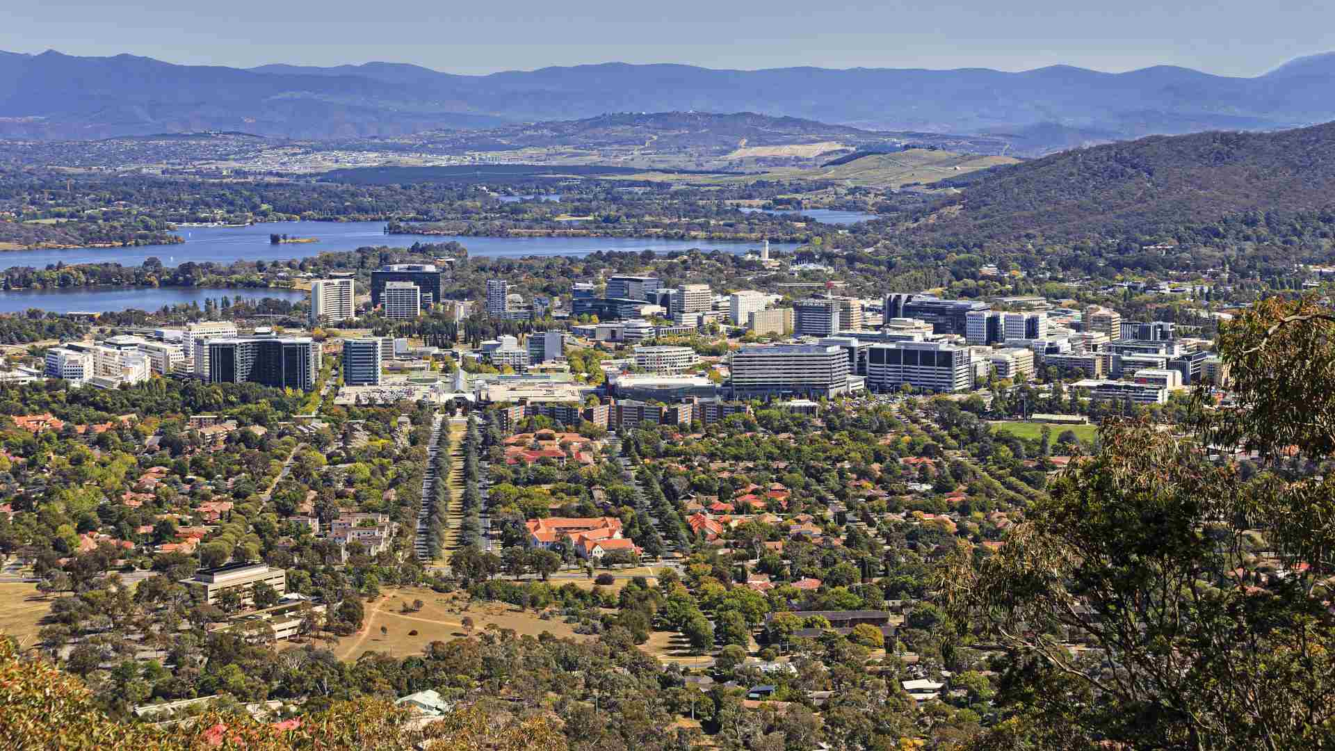 Canberra set to boom in the gloom