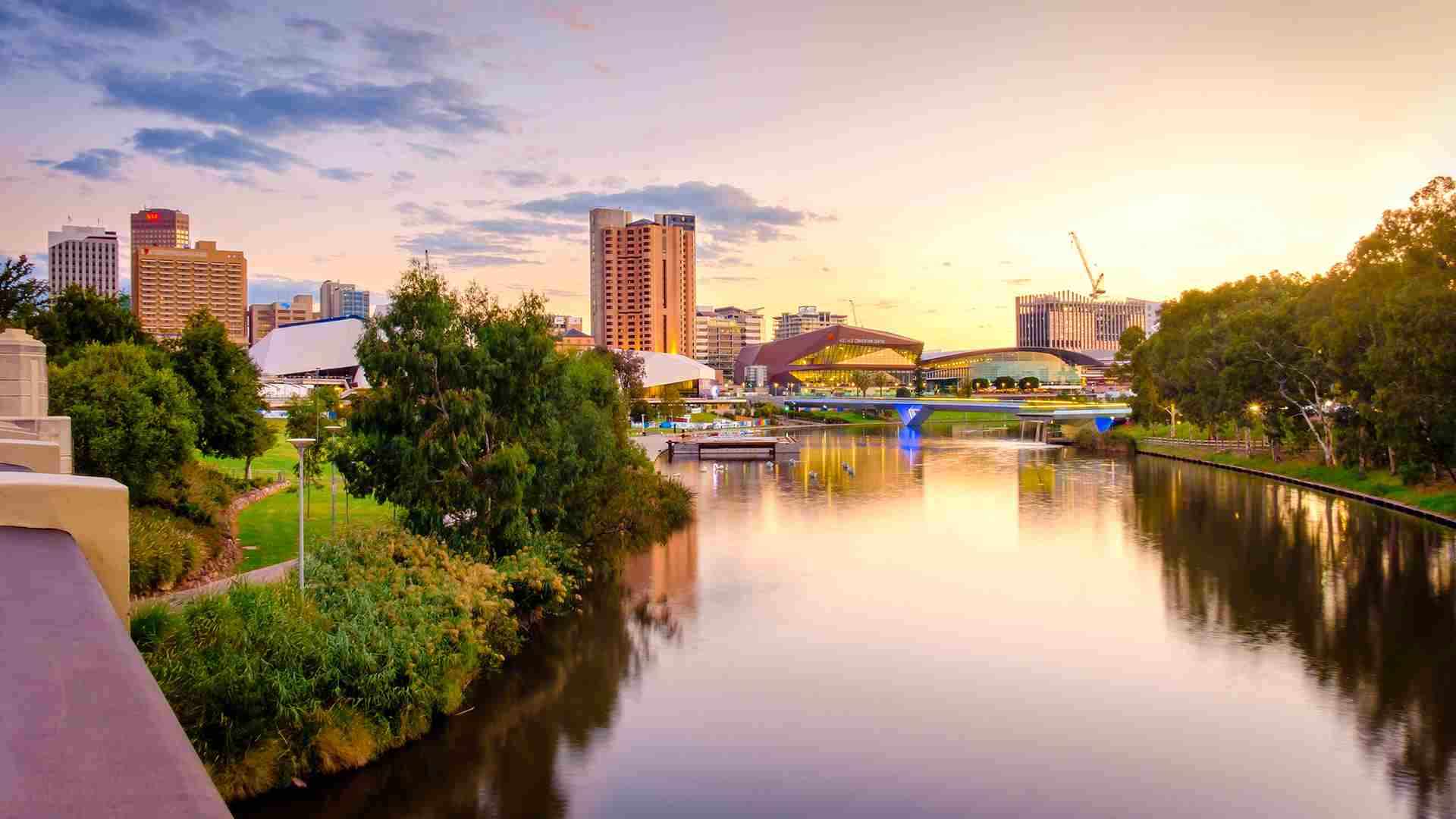 Why investing in Adelaide makes sense