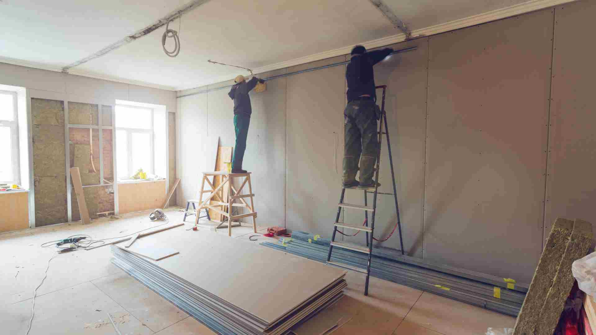 HomeBuilder having limited impact on renovations
