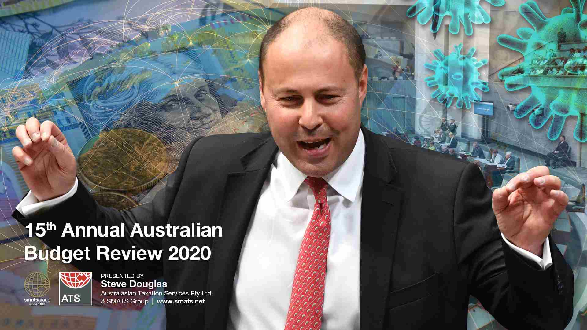 2020 Australian Federal Budget Review with Steve Douglas