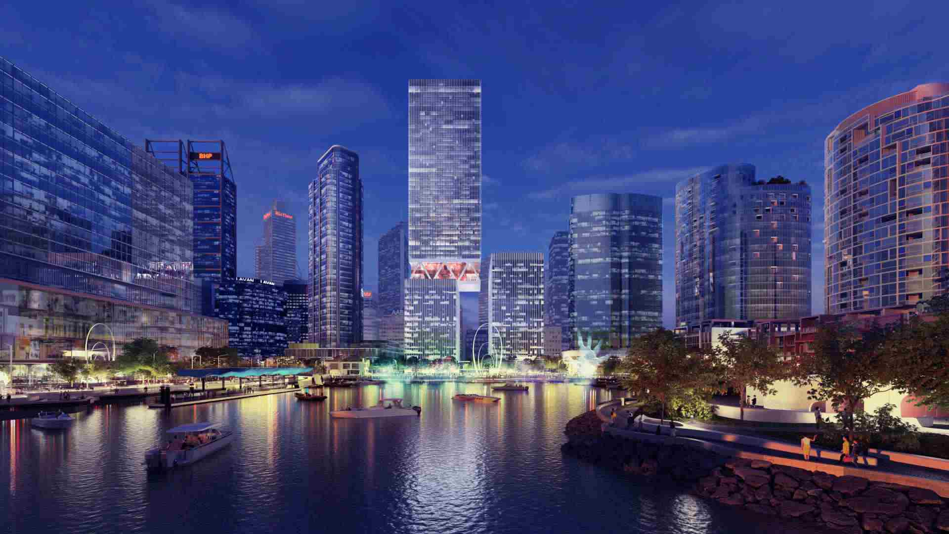 Brookfield's $1.1bn Perth towers highlight new project flurry