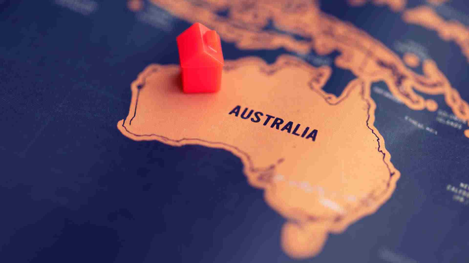 Foreign property investment dries up but Australia not alone
