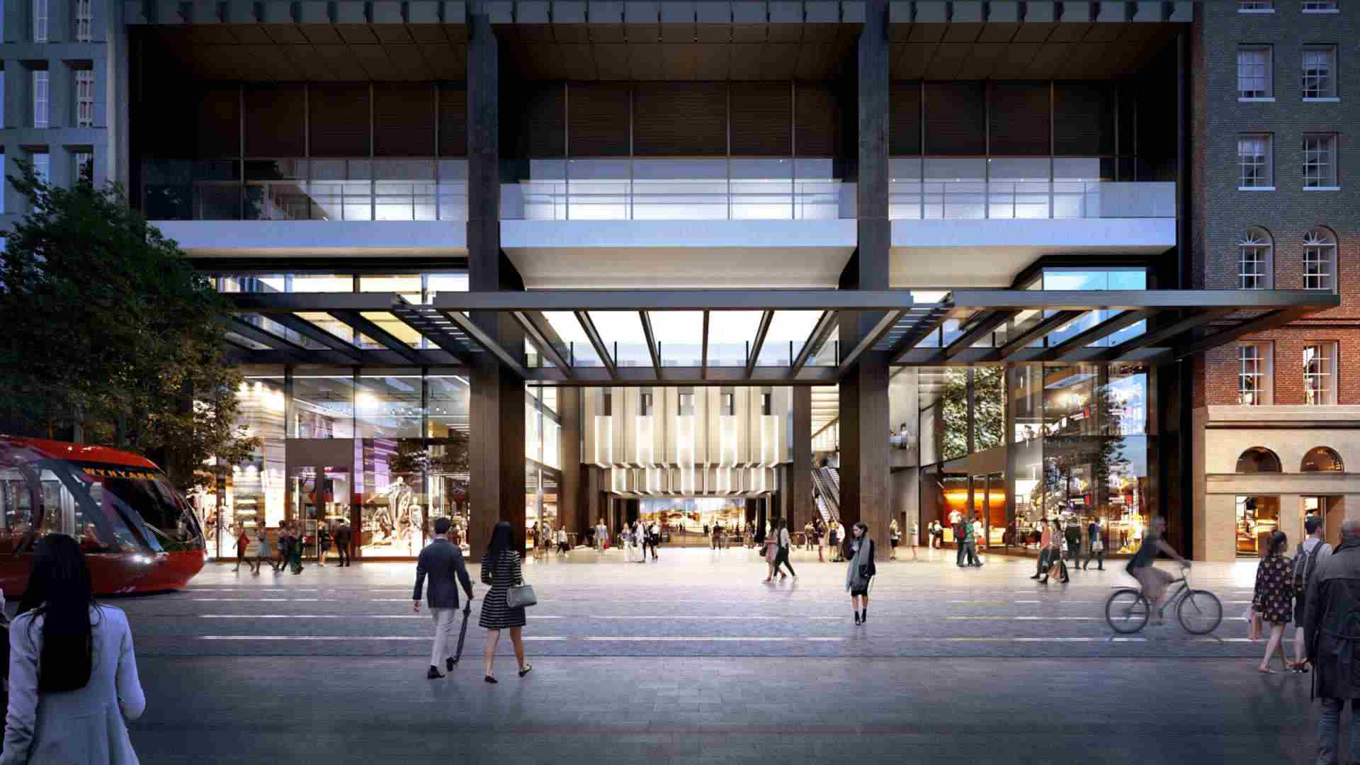 Brookfield secures major tenant for Sydney CBD tower