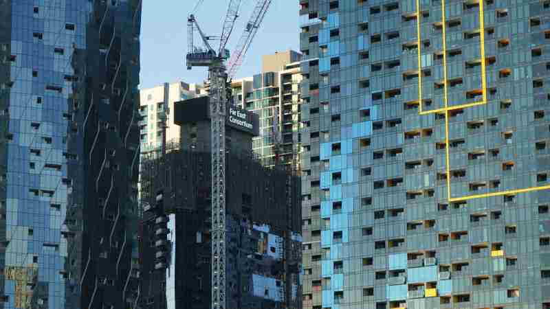 Future apartments pipeline shrinks as site sales plunge