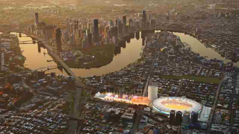 Olympics win to launch 'golden decade' for Brisbane property