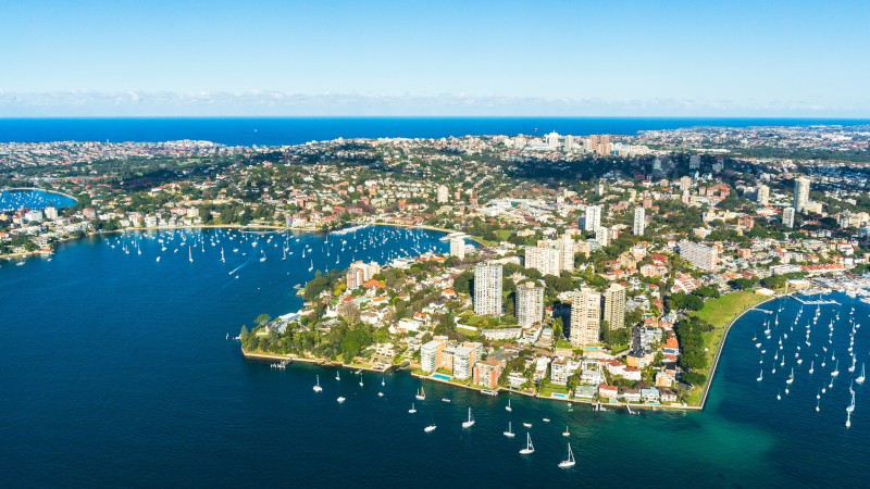 15 Sydney suburbs poised for apartment investment uplift